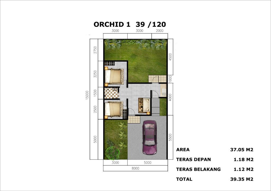Denah orchid-39-120