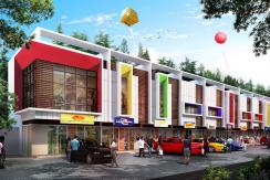 Ruko Rafflesia Boulevard
